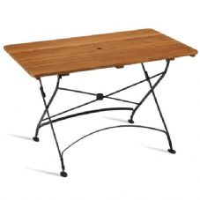 Vanna Arch Rectangular Folding Table